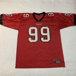 Nike NFL Jersey Warren Sapp Size Large